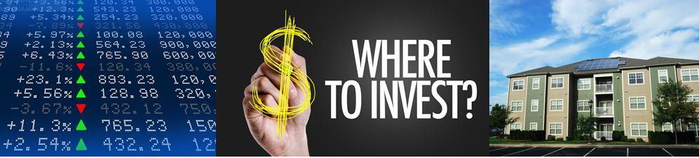 Investment Risk....Stocks vs. Real Estate The Comparison